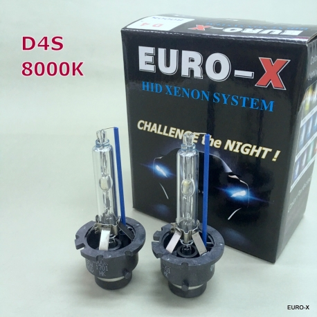 Euro-X D4S HID Xenon Bulb for TOYOTA LEXUS Replacement