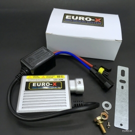 EURO-X 12V 35W Slim HID Lighting Ballast