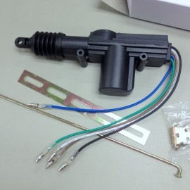 24V 5-WIRE CENTRAL DOOR LOCK ACTUATOR