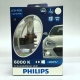 PHILIPS X-tremen Ultinon H4 Hi/Lo LED 6200K 23W Headlight X 2