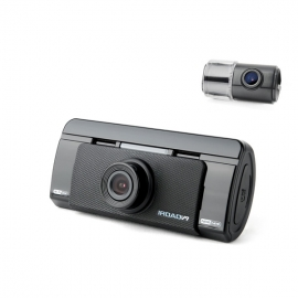 Morning station MS-600F2 2-CH CAR CAM BLACK BOX + 16G SD Card + WIFI + GPS
