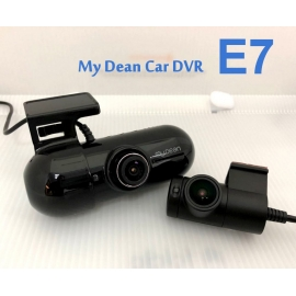 MyDean E7 Full HD 2CH Car CAM  WiFi 16G Made in Korea