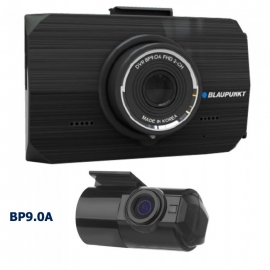 BLAUPUNKT  BP 9.0A FHD 1080P 2-Channel Car Cam Digital Video Recorder