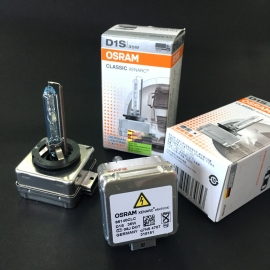 OSRAM D1S 66140CLC XENARC HID Light Bulb 4200K  x 1 Pair