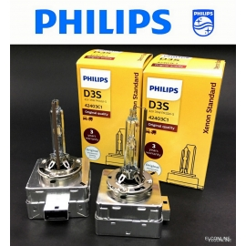 PHILIPS D3S 42403C1 HID Xenon 42V 35W  4200K Headlight Bulb