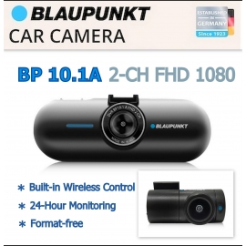 BLAUPUNKT  BP 10.0A FHD/HD 2-Channel 24-HR Car Cam