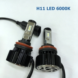 H11 LED 6000LM ZES 2nd G Car Light Bulb