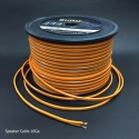16GA Orange/Grey Audio Speaker Cable 100M/Roll