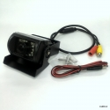 DC12V 24V Large Vehicle Wide-angle Waterproof Rear View Camera