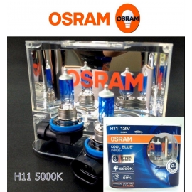 OSRAM H11 COOL BLUE® Hyper White 5000K