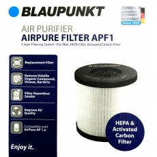 BLAUPUNKT AIRPURE AP1.0 3-Layer Filtration Air Purifier