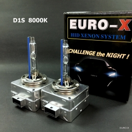 D1S HID XENON 8000K Métal Case White Light Headlight Bulb
