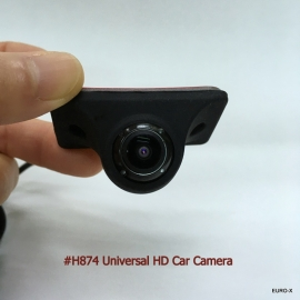 HY-1908 12V 135 Degree Car Rear View Camera