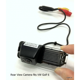 Parking Rear View Camera Fit VW Golf 6 G6 G7 Series