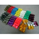 New ATC/ATO 1-40A Blade Fuse Assort 12 Different Sizes Total 60 Pcs/pack