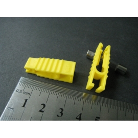 2 x Fuse Puller Fits ATC ATM Blade & Glass Fuses Smart Fuse Tool
