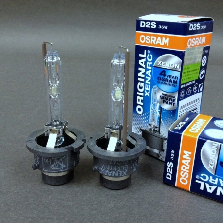 D2s 4200K Original HID Light Bulb