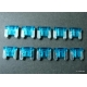 10 x Low Profile Mini Fuse Micro Blade for TOYOTA JAPAN Car 5A 7.5A 10A 15A 20A 25A 30A 35A 40A
