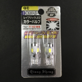 T10 6's 12V LED Light 1 Pair
