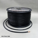 4mm2 Black Car Audio Power Cable 100M/Roll